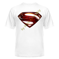 Футболка Superman logo