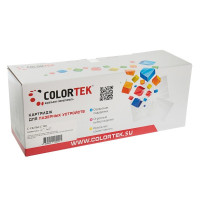 Картридж Colortek Xerox 106R01601 6500/WC6505 C 2,5k