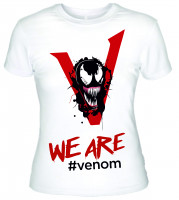 Футболка We Are Venom