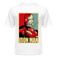 Футболка Iron Man color