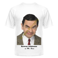 Футболка Rowan Atkinson as Mr. Bean